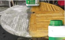 Cleaning & Restoring Dirty Wood Previously Treated or Untreated