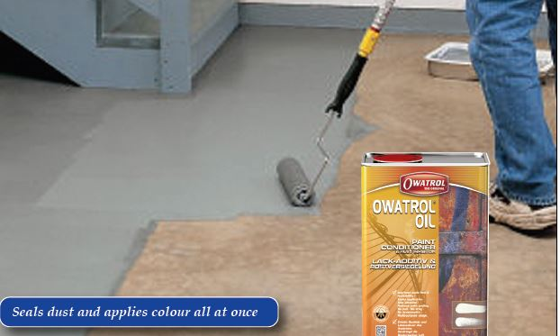 CONCRETE FLOOR SOLUTION…