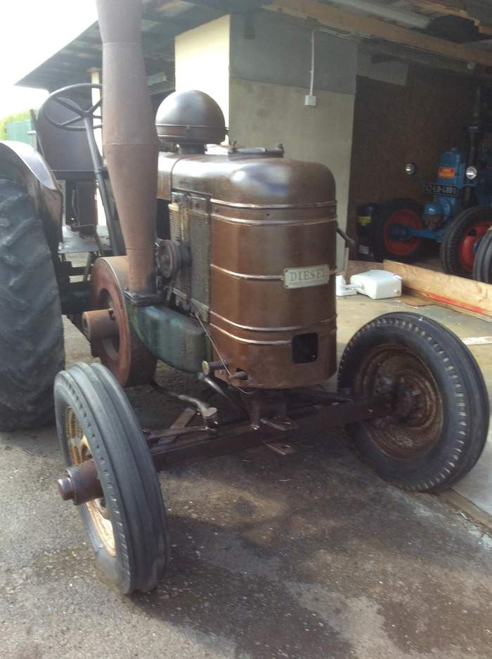 Tips For Restoring Vintage Tractors Machinery Cars Etc