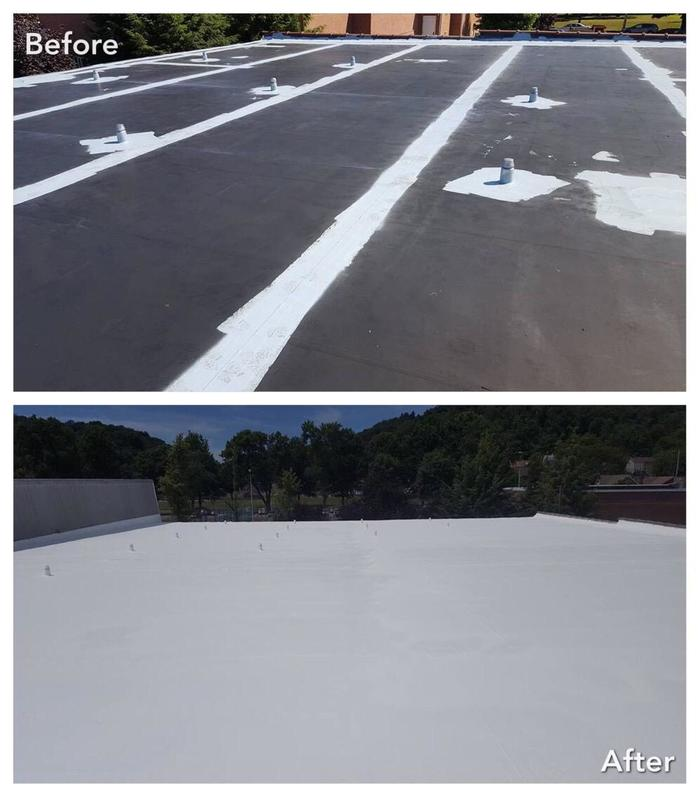 Liquid Applied Silicone Waterproofer for Roofing Contractors