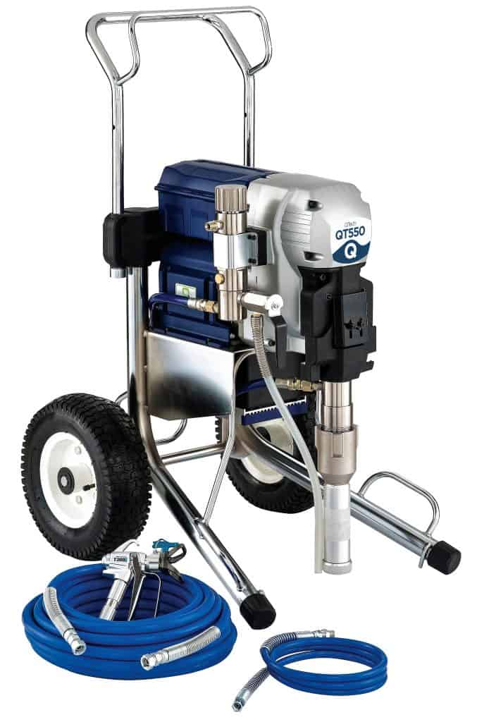 Airless sprayer QT550