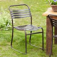 Restoring Rusted Tubular Steel Chairs