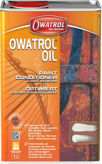 Painting over rust is easy when you use Owatrol Oil. How to stop rust, Owatrol is a power metal rust remover, Owatrol will enable you remove rust from steel, popular for vintage and restoration