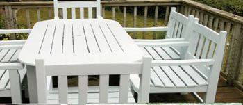 Garden Furniture Care The Lazy Way