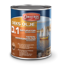 Deks Olje D1 Saturating Oil For Hardwood